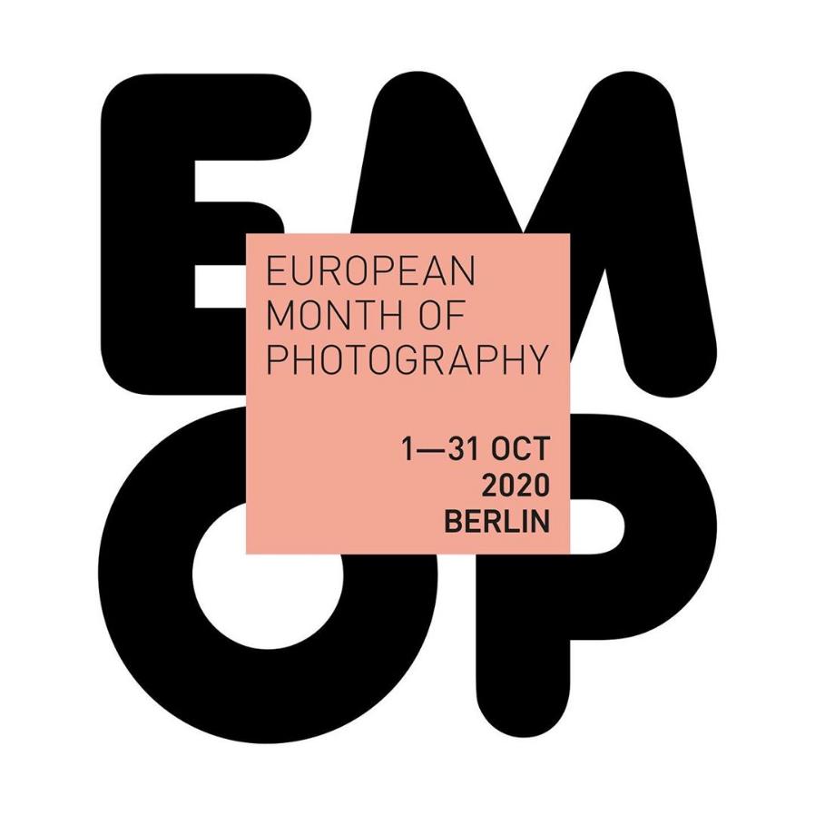 Logo European Month of Photography PhotoDerive
